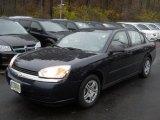 2005 Dark Blue Metallic Chevrolet Malibu Sedan #57540169