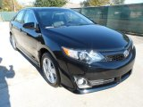 2012 Attitude Black Metallic Toyota Camry SE #57539819