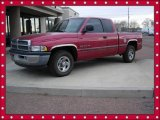 1999 Metallic Red Dodge Ram 1500 SLT Extended Cab #57610321