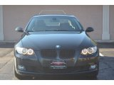 2008 Black Sapphire Metallic BMW 3 Series 328xi Coupe #57610275