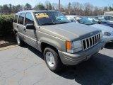 1998 Char Gold Satin Glow Jeep Grand Cherokee Laredo 4x4 #57611125