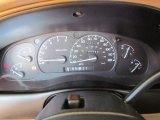 1997 Ford Explorer Sport 4x4 Gauges