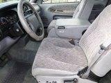 1999 Dodge Ram 1500 Sport Extended Cab Mist Gray Interior
