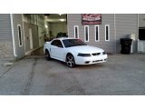 2001 Oxford White Ford Mustang Cobra Coupe #57610236