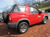 2001 Chevrolet Tracker ZR2 Soft Top 4WD Data, Info and Specs