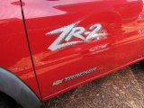Chevrolet Tracker Badges and Logos