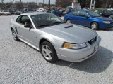 2000 Silver Metallic Ford Mustang GT Coupe #57611083