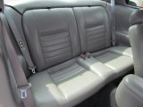2000 Ford Mustang GT Coupe Medium Graphite Interior