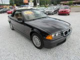 1999 Jet Black BMW 3 Series 328i Convertible #57611080
