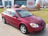 2007 Sport Red Tint Coat Chevrolet Cobalt LT Sedan #57610614