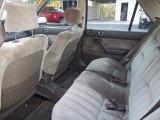 1989 Honda Accord Interiors