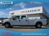 2012 Oxford White Ford F250 Super Duty XL Crew Cab #57610142