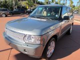 2007 Giverny Green Mica Land Rover Range Rover HSE #57610138