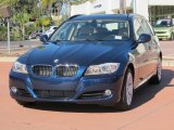 2012 Deep Sea Blue Metallic BMW 3 Series 328i Sports Wagon #57610122