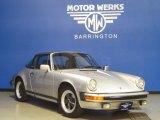 1980 Porsche 911 Silver Metallic