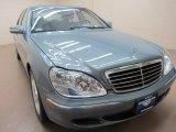 2004 Granite Grey Metallic Mercedes-Benz S 430 4Matic Sedan #57610091