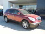 2011 Red Jewel Tintcoat Buick Enclave CXL AWD #57610999