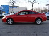 2007 Victory Red Chevrolet Cobalt LT Coupe #57610981