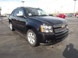 2012 Chevrolet Avalanche LS Data, Info and Specs