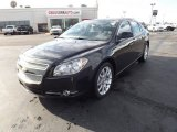 2012 Black Granite Metallic Chevrolet Malibu LTZ #57610490