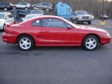 1997 Ford Mustang Rio Red