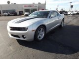 2012 Silver Ice Metallic Chevrolet Camaro LT Coupe #57610485