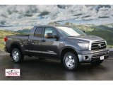 2012 Magnetic Gray Metallic Toyota Tundra TRD Double Cab 4x4 #57610043