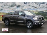 2012 Magnetic Gray Metallic Toyota Tundra TRD Rock Warrior Double Cab 4x4 #57610040
