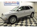 2011 Quicksilver Metallic Buick Enclave CXL AWD #57610946