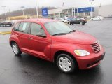 2007 Inferno Red Crystal Pearl Chrysler PT Cruiser  #57609974