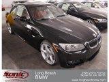 2012 Black Sapphire Metallic BMW 3 Series 335i Convertible #57610378