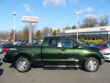 2011 Spruce Green Mica Toyota Tundra TRD Double Cab 4x4 #57610355