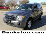 2011 Sterling Grey Metallic Ford Escape XLS #57609941