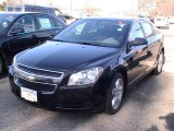 2012 Black Granite Metallic Chevrolet Malibu LS #57695457