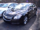 2012 Black Granite Metallic Chevrolet Malibu LT #57695449