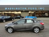 2012 Sterling Grey Metallic Ford Focus SE Sport Sedan #57695978