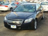 2012 Black Granite Metallic Chevrolet Malibu LS #57695428