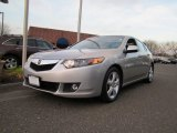 2009 Palladium Metallic Acura TSX Sedan #57696446