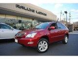2009 Matador Red Mica Lexus RX 350 AWD #57695922
