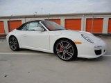 2012 Carrara White Porsche 911 Carrera S Cabriolet #57695901