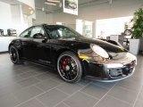 2012 Black Porsche 911 Carrera 4 GTS Coupe #57695899