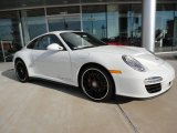 2012 Carrara White Porsche 911 Carrera GTS Coupe #57695898
