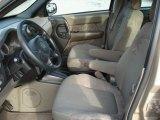 2003 Pontiac Aztek Interiors