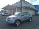 2011 Glacier Blue Metallic Honda CR-V EX 4WD #57696274