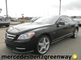 2012 Black Mercedes-Benz CL 550 4MATIC #57695142