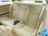 2012 Mercedes-Benz CL 550 4MATIC Cashmere/Savanna Interior
