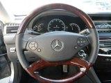 2012 Mercedes-Benz CL 550 4MATIC Steering Wheel