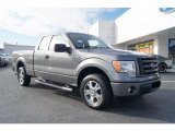 2010 Sterling Grey Metallic Ford F150 STX SuperCab #57695748