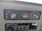 2002 Chevrolet Astro LT Controls