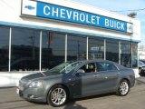 2008 Dark Gray Metallic Chevrolet Malibu LTZ Sedan #57695717